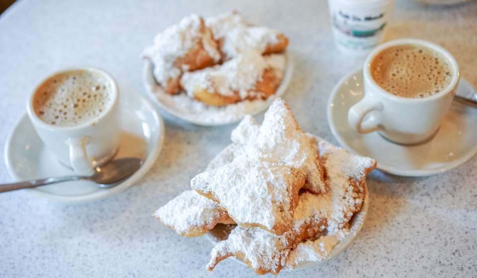 Beignets - Cafe du Monde