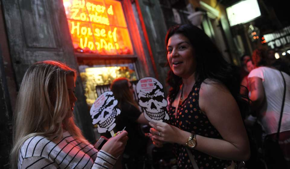 Haunted Tour - French Quarter