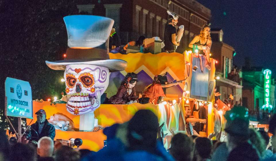 Krewe of Boo