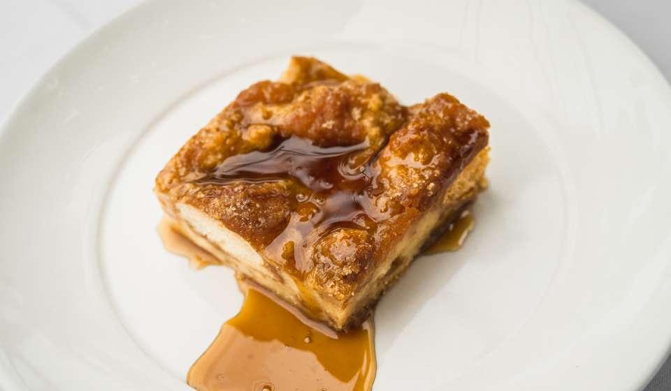 Krispy Kreme Bread Pudding - Boucherie