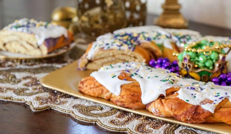 Manny Randazzo's King Cake
