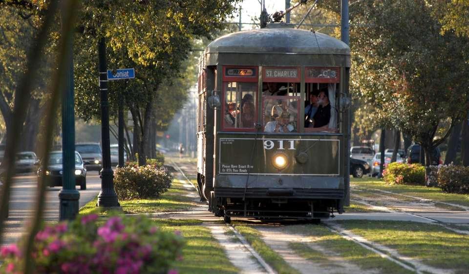 St. Charles Avenue Streetcar