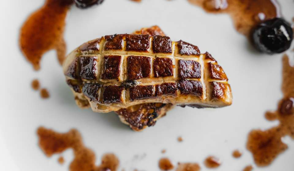 Pan Seared Foie Gras - Carrollton Market