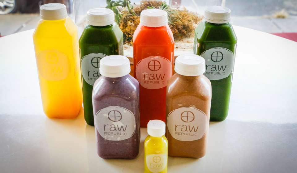 Raw Republic Juice Bar