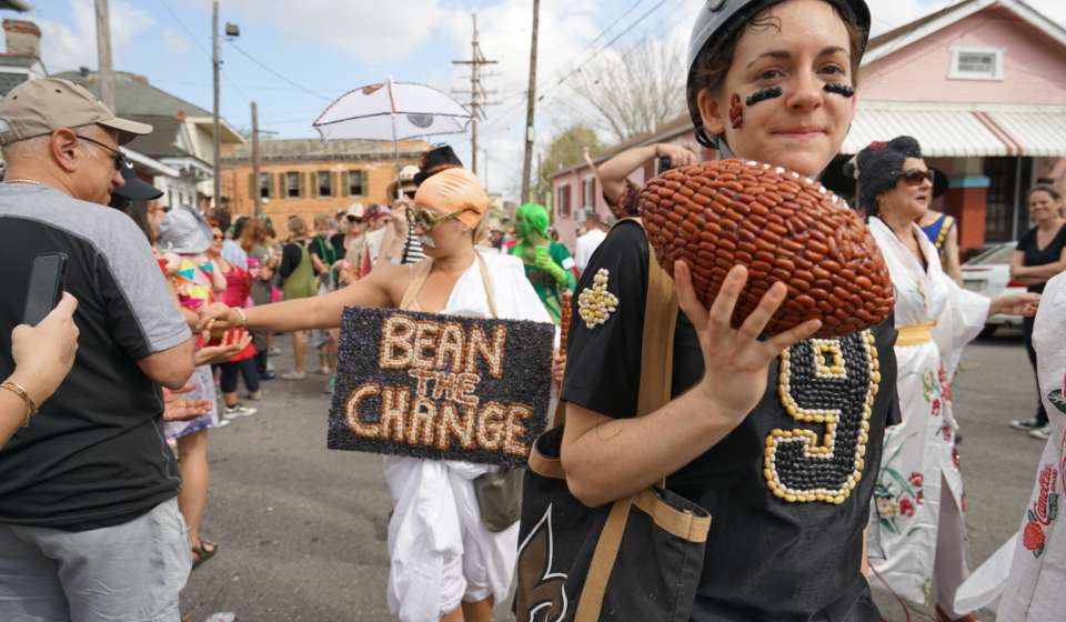 Red Beans Parade - Lundi Gras