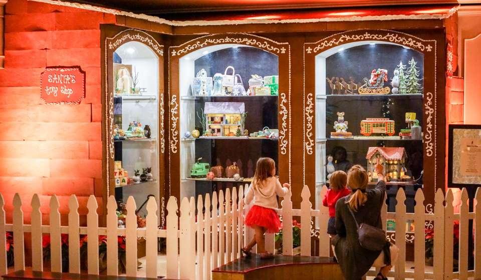 Santa's Toy Shop - Ritz-Carlton