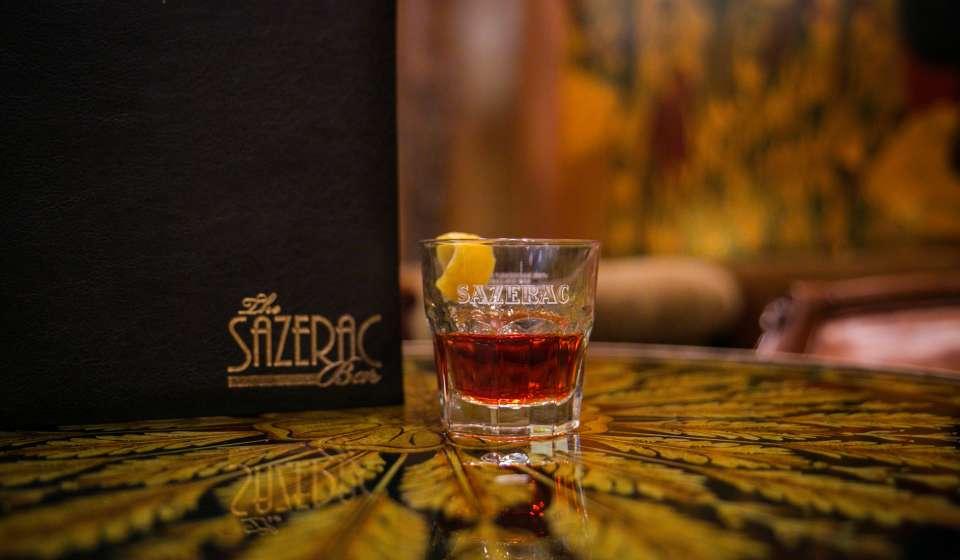 Sazerac Bar