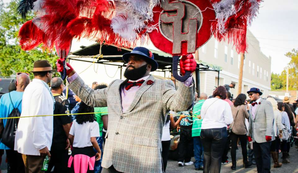 Second Line - Central City