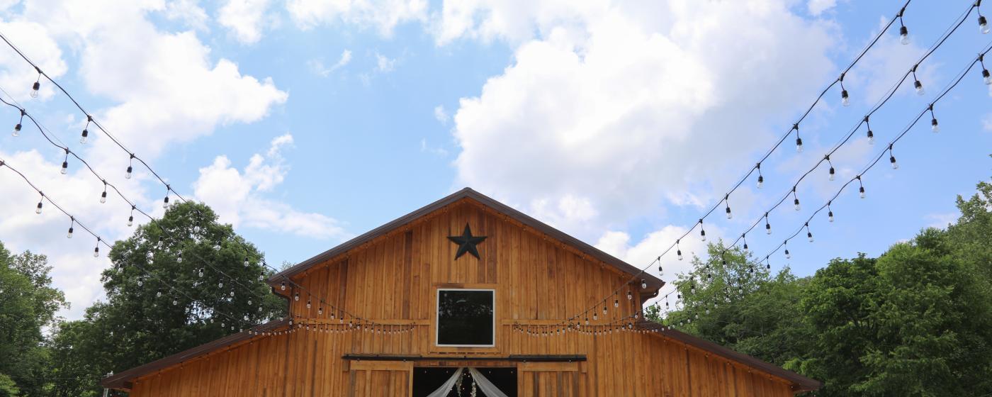 Cypress Barn at Miller Lake