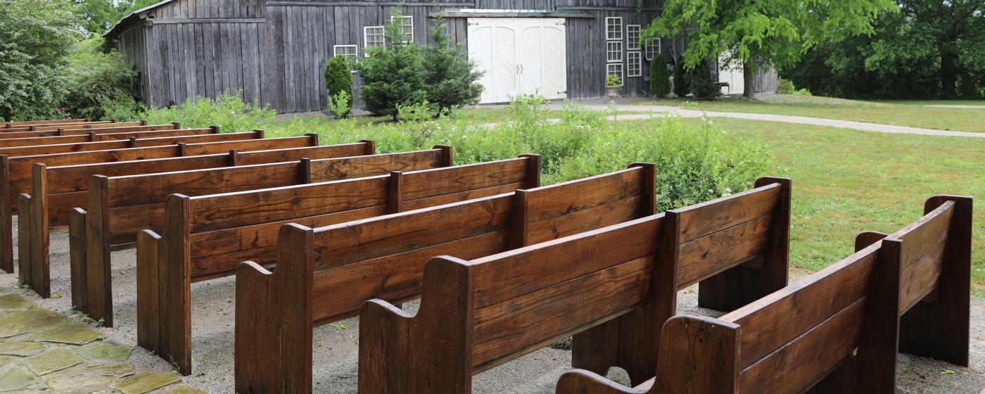Meadow Hill Farm Wedding Venue