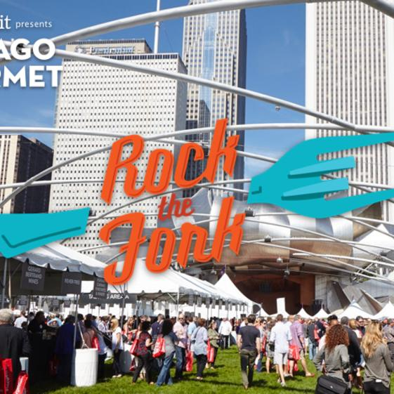 """COME """"ROCK THE FORK"""" AT TWO OF CHICAGO GOURMET'S NEW EVENTS"""