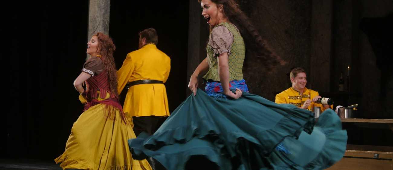 A photo of Shreveport Opera