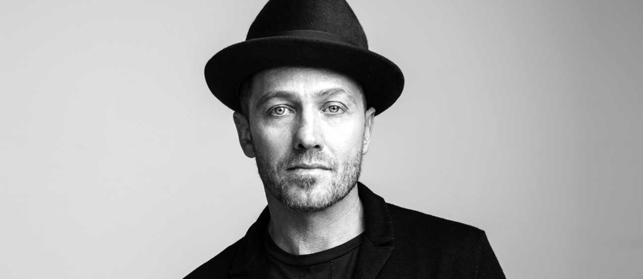 A photo of the recording artist Toby Mac