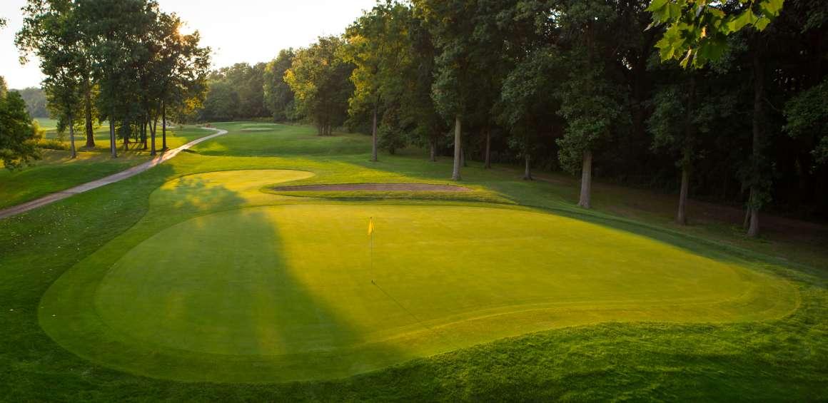 Golfing In Hamilton County