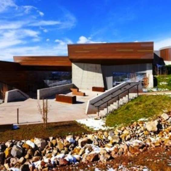 The Natural History Museum of Utah