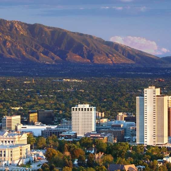Downtown Salt Lake