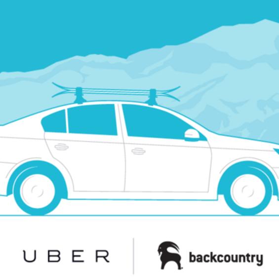 UberSKI logo - taken from uber's site