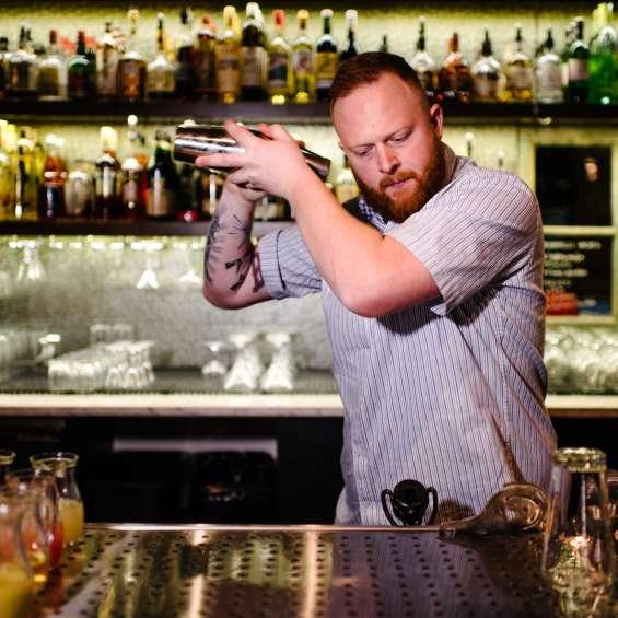 Bartender at Under Current