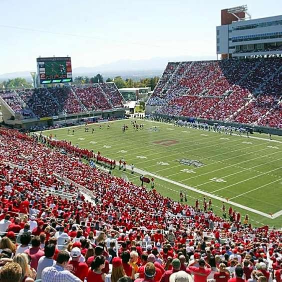 University of Utah Stadium