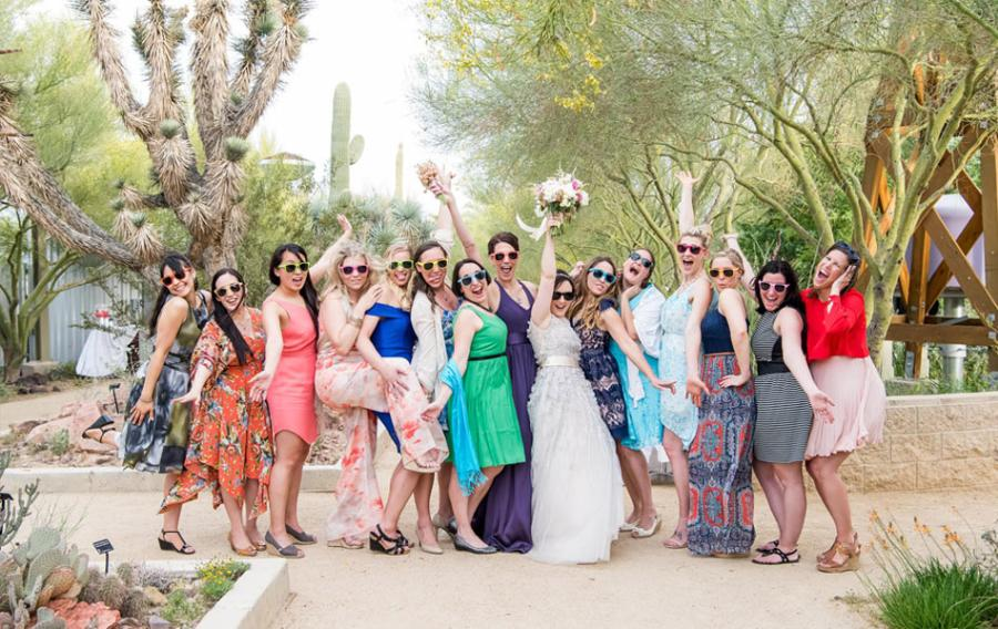 Throw A Destination Wedding In Las Vegas Your Guests Will Love