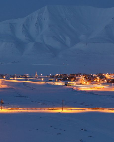 The Svalbard Islands