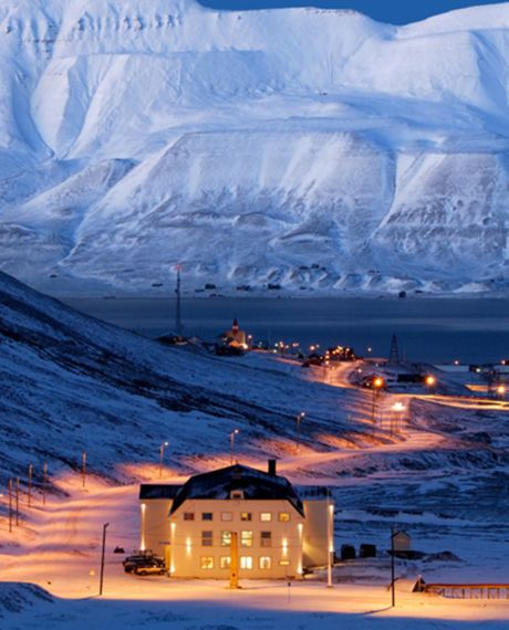 Plan your trip to Svalbard