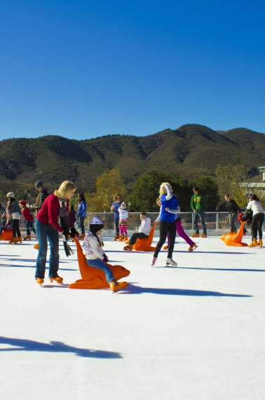 Temecula On Ice Old Town