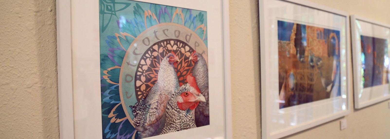 Linda Dallas Gallery