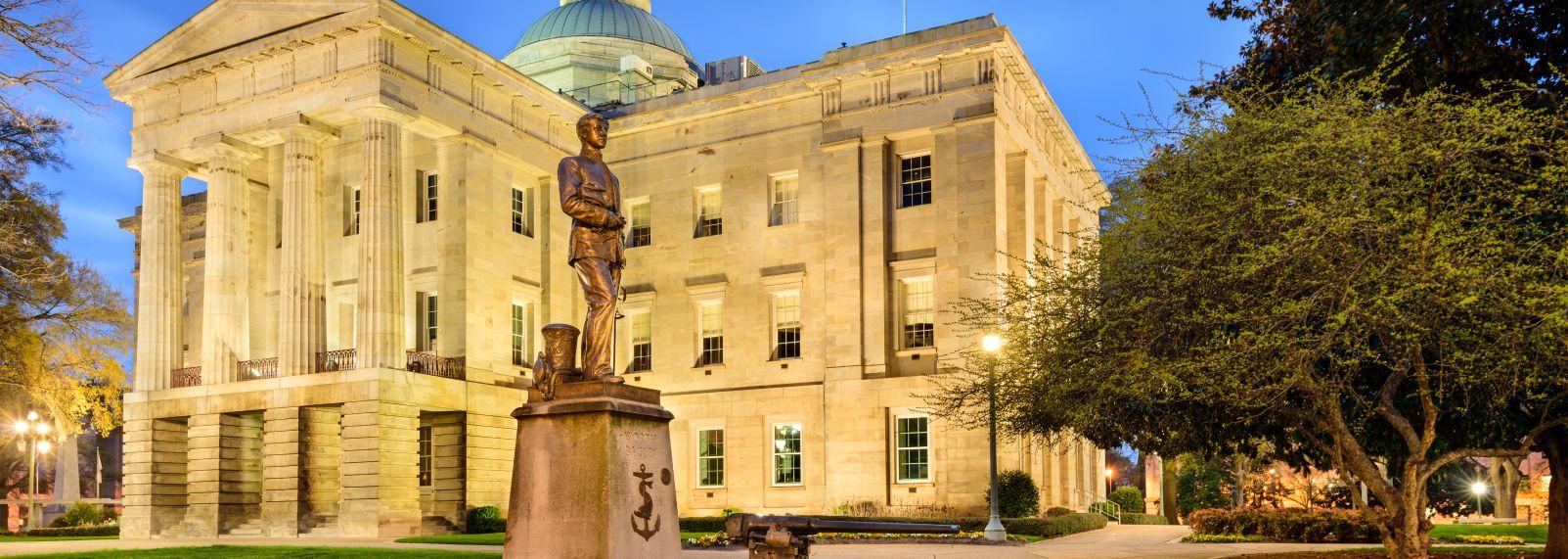 N.C. State Capitol