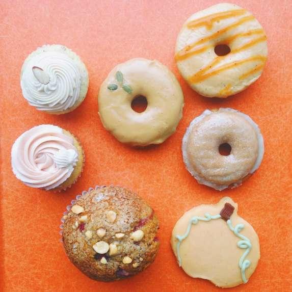rainbow bakery cookies