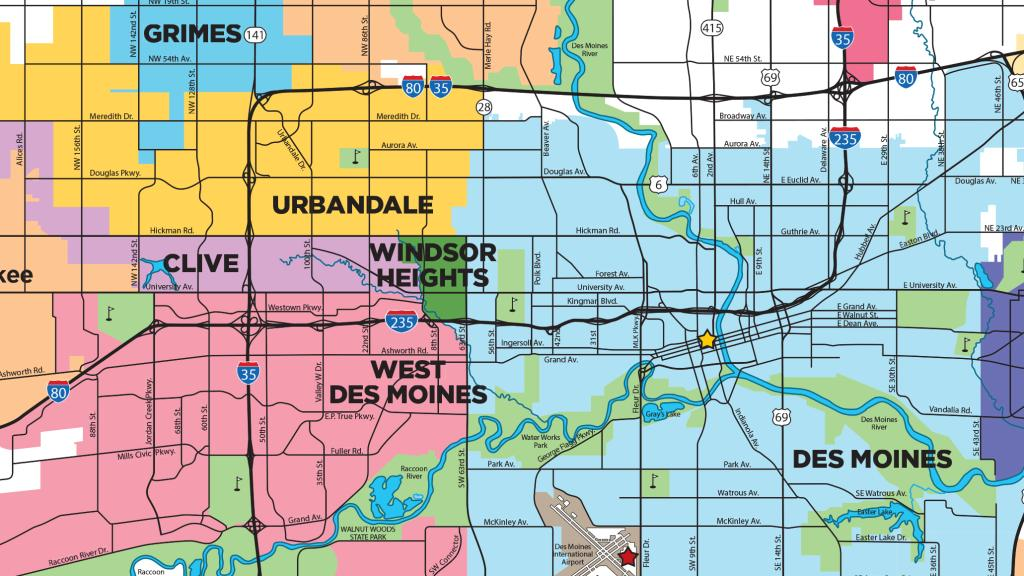Cities Near Des Moines | Central Iowa Metro Cities