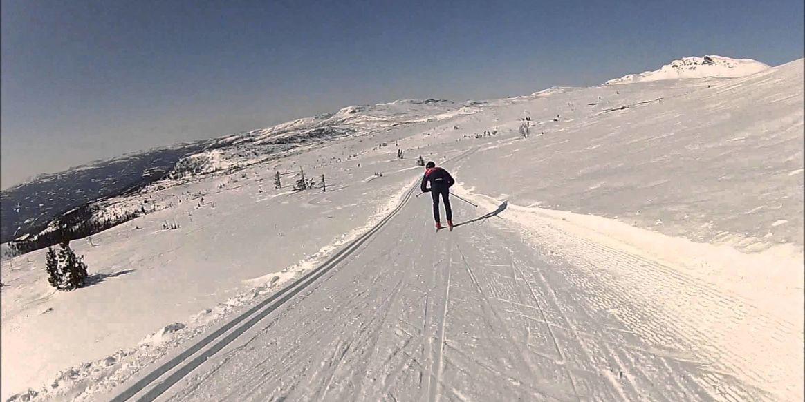 9f3b15c34ee0 Катание в Нурефьеле – видео с камеры GoPro. Безопасность в горах