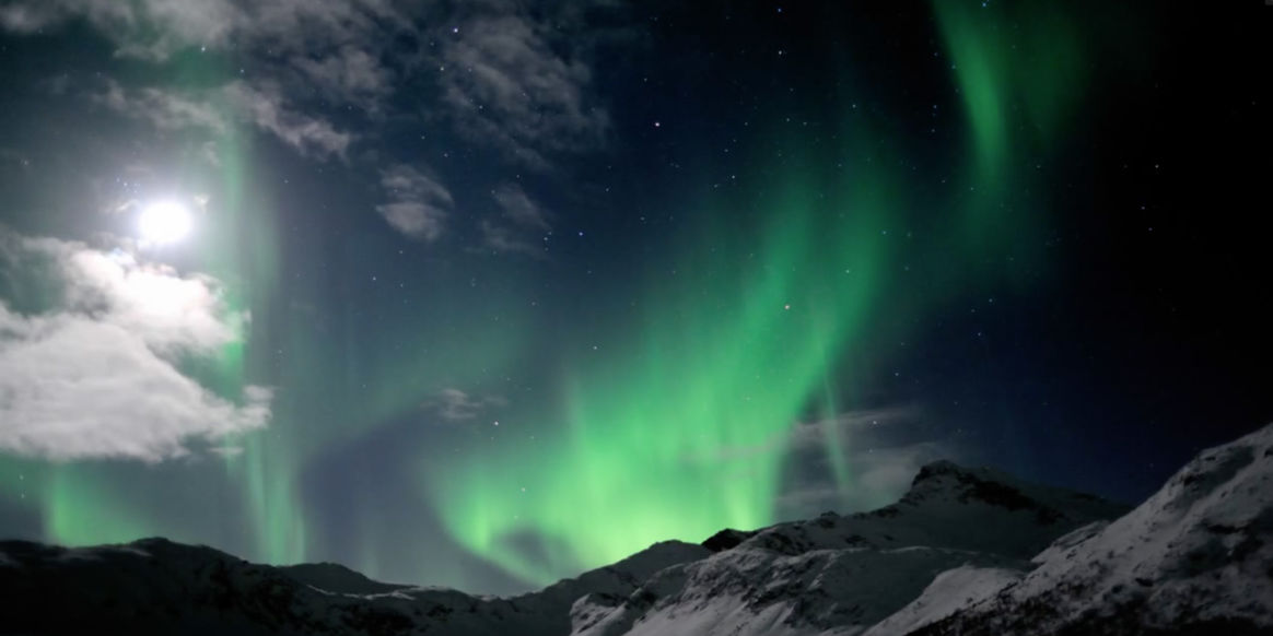 The northern lights
