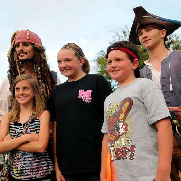 Pirates of the High Seas Fest