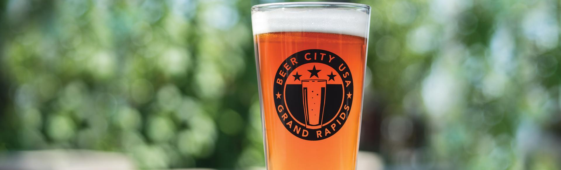 "Grand Rapids was named ""America's Best Beer Scene"" for 2016"