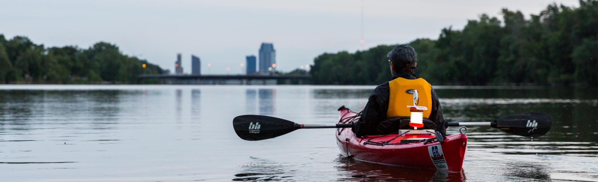 Grand Rapids Michigan | Paddleboarding, Canoeing & Kayaking