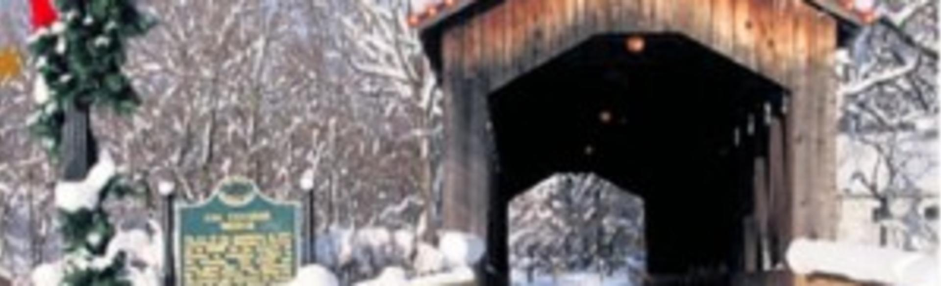 Covered Bridge in Ada