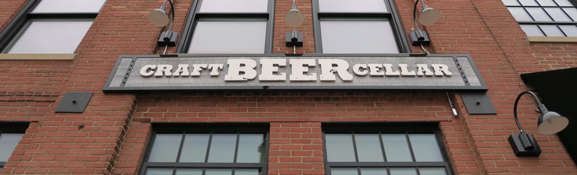 Craft Beer Cellar exterior