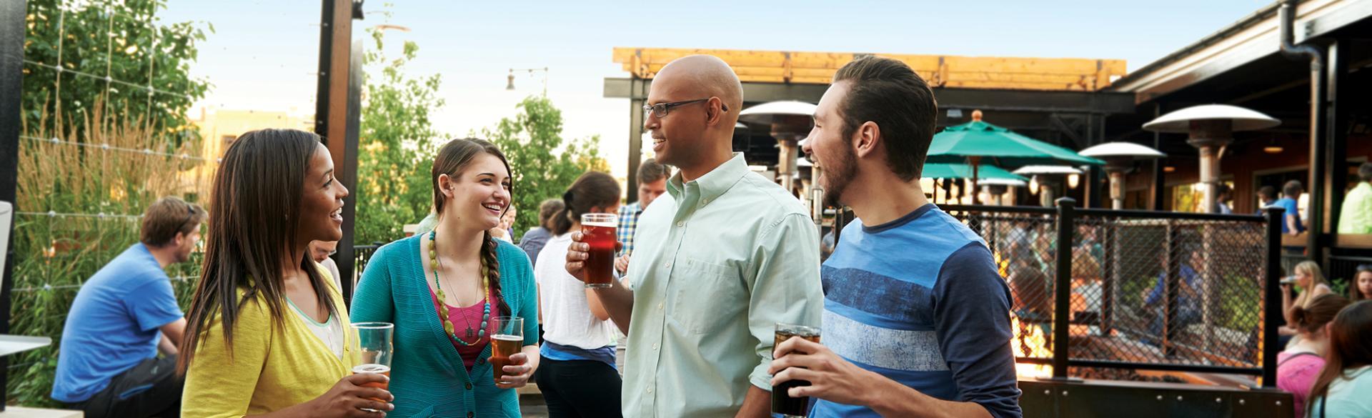 Founders Beer Garden