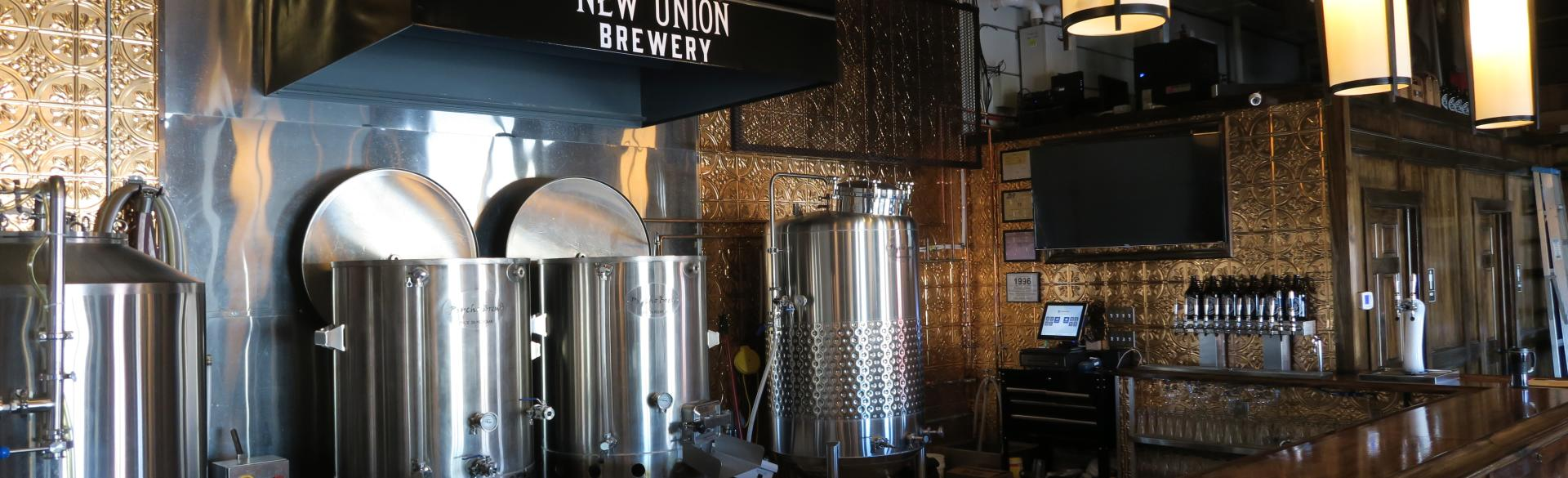 New Union Brewery