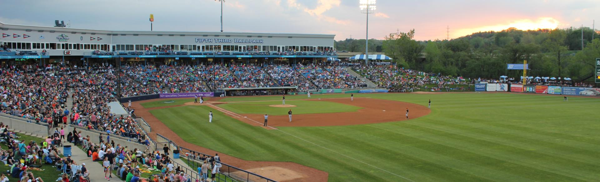 It's not summer until you catch a baseball game at the ballpark!
