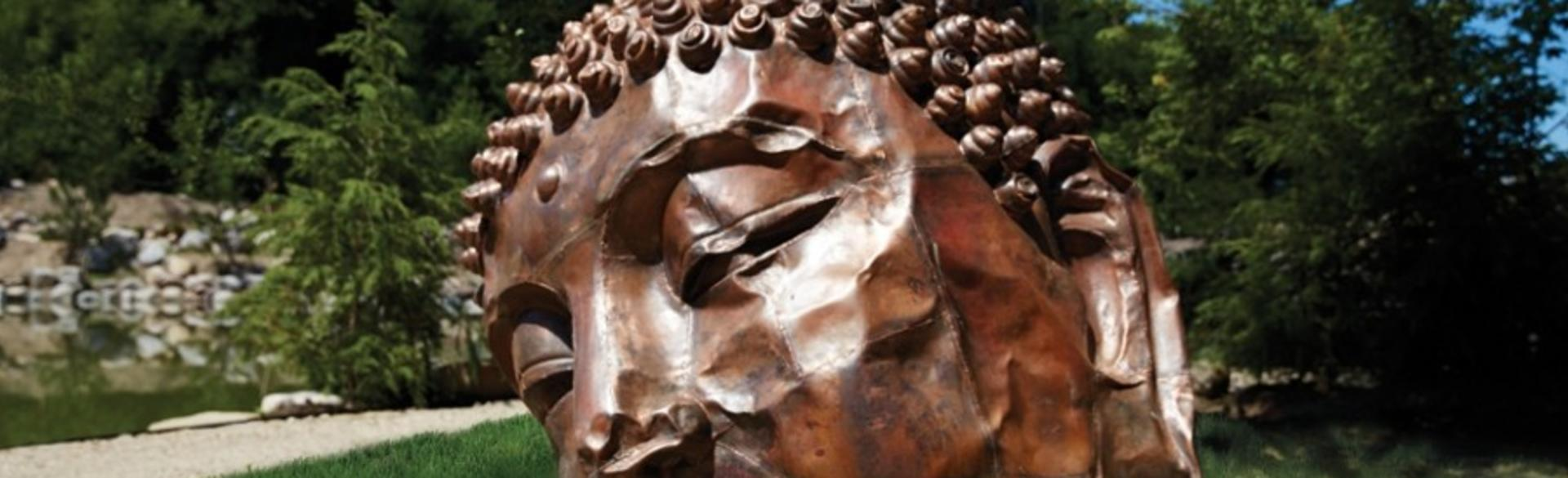 Japanese Gardens Long Island Buddha