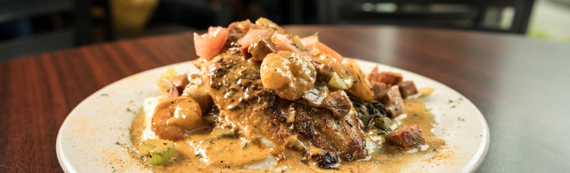 Try Homemade Southern Style Soul Food At Soul Food Cafe