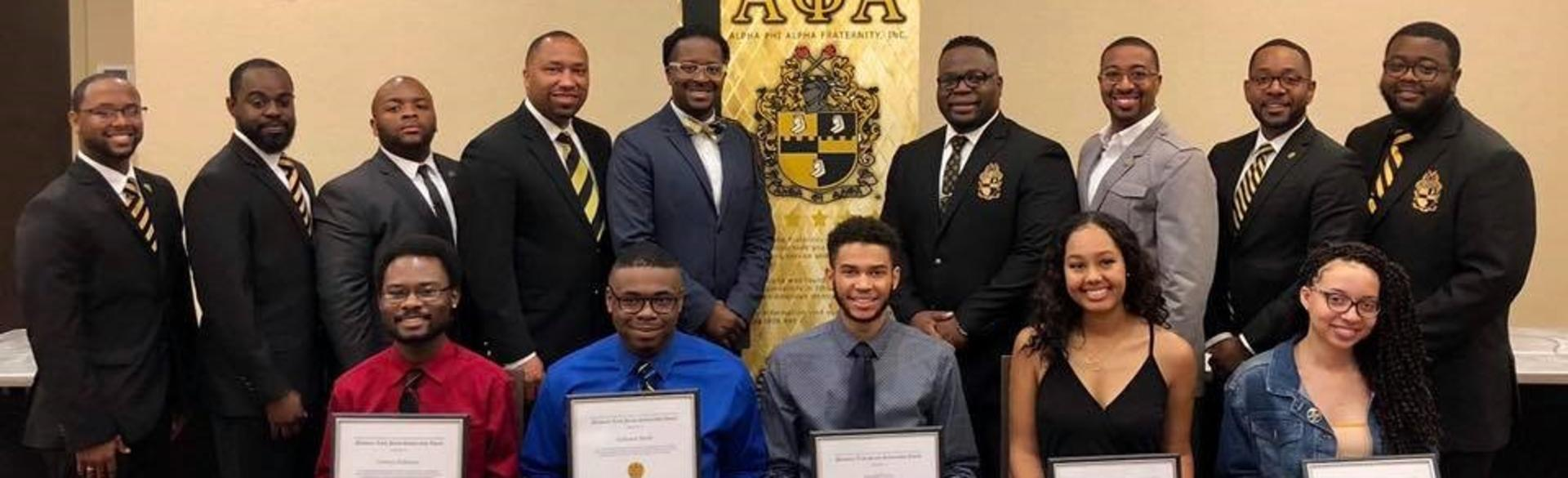 Alpha Phi Alpha Fraternity, Inc.- Eta Nu Lambda Chapter