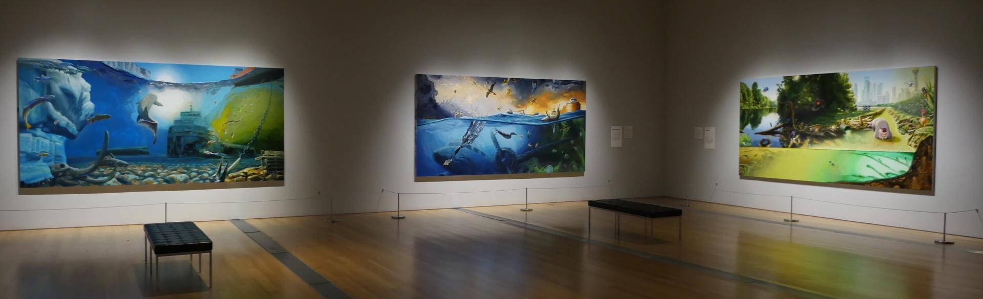 Alexis Rockman exhibit on display at Grand Rapids Art Museum