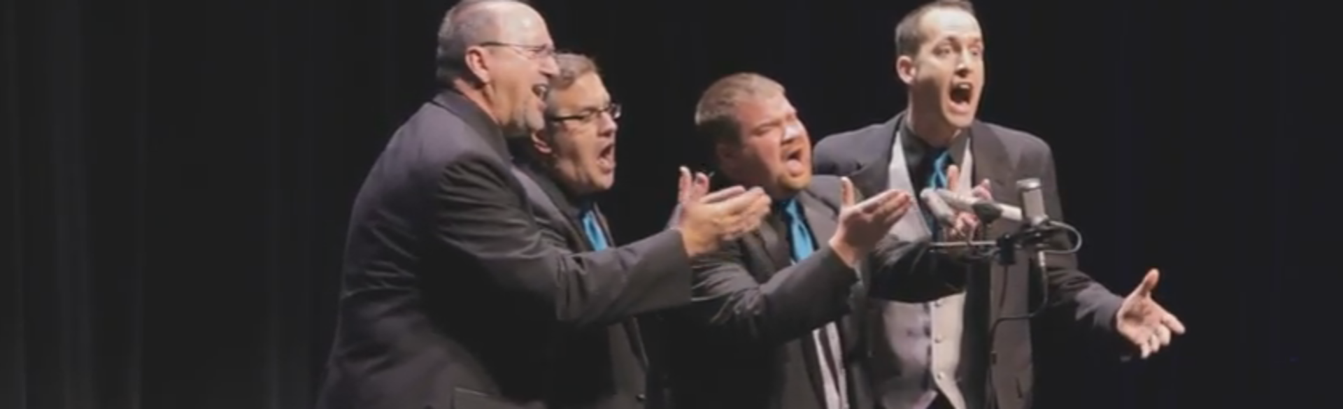 Pioneer District Barbershop Harmony 2014