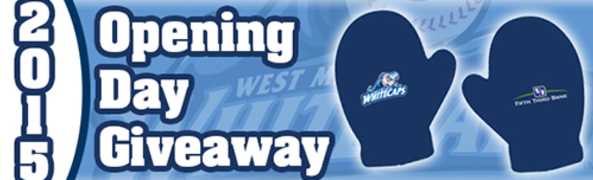 Whitecaps Opening Day Giveaway 2015