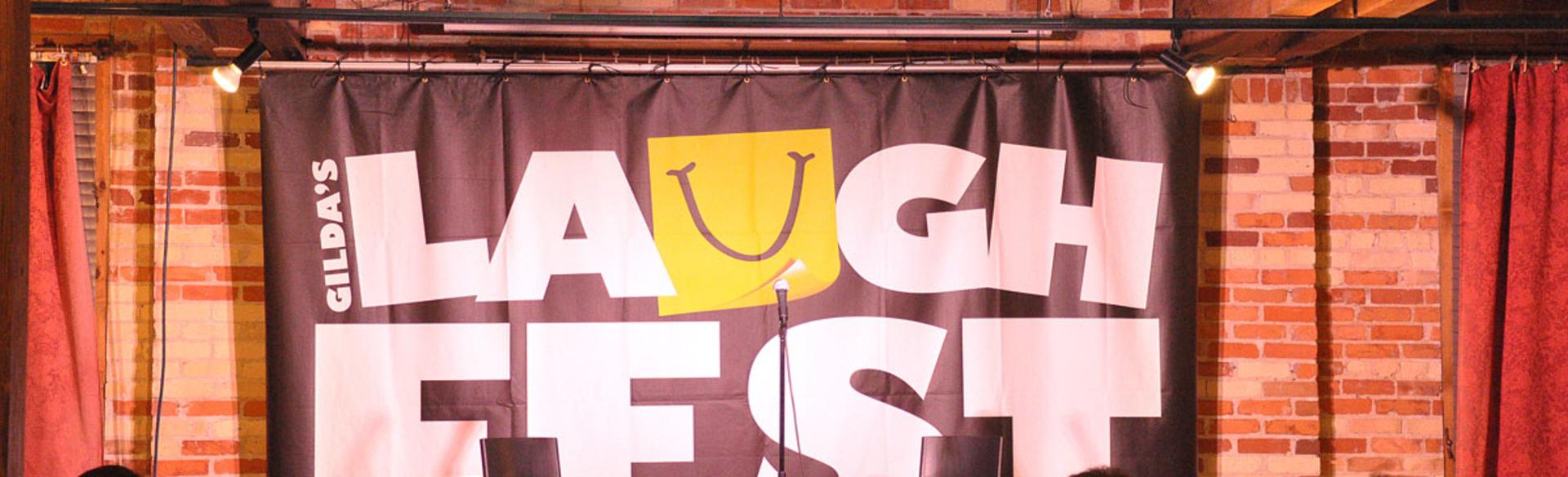 LaughFest Stage