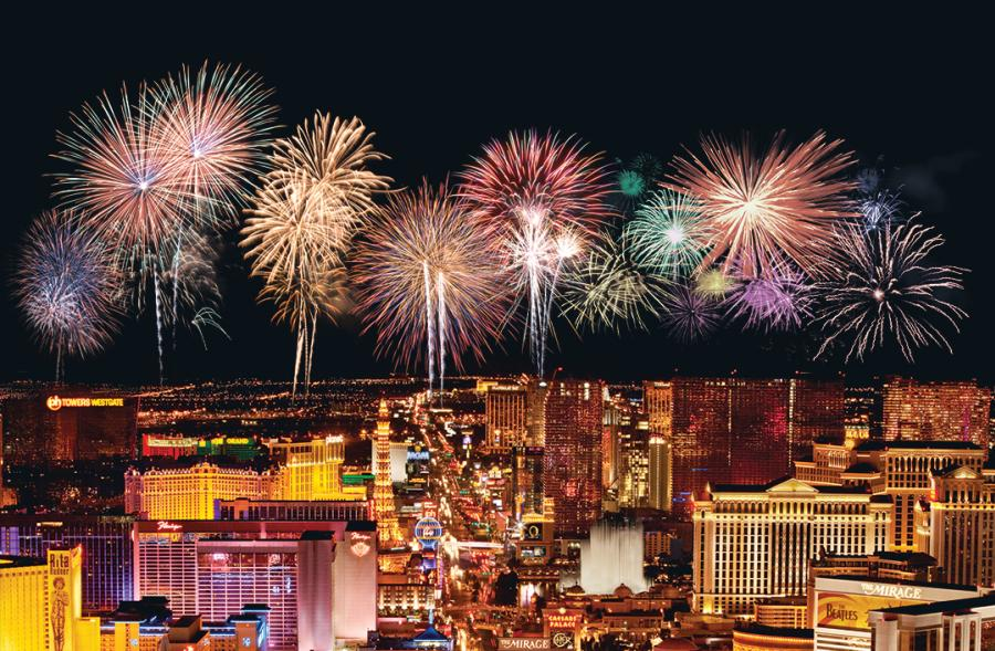 Las Vegas New Years Eve | 10 Ways to Bring in the New Year