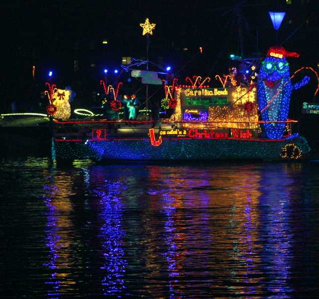 Island of Lights Flotilla